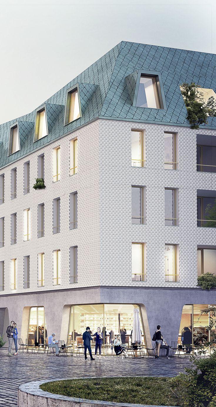 Bâtiments résidentiels et commerciaux Frankfurt am Oder | Michels Architekturbüro Groß …