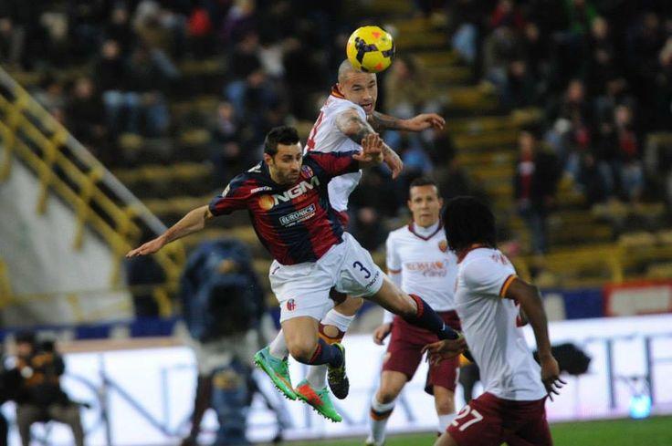 Bologna-Roma Serie A 25.a giornata Pagelle: Gazzetta e Corsport