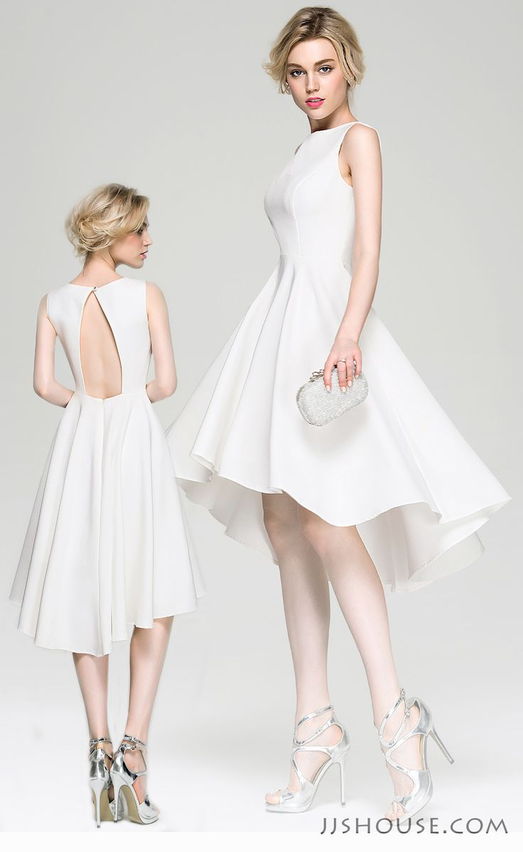 17 Best ideas about White Satin Dress on Pinterest  Le spose di ...