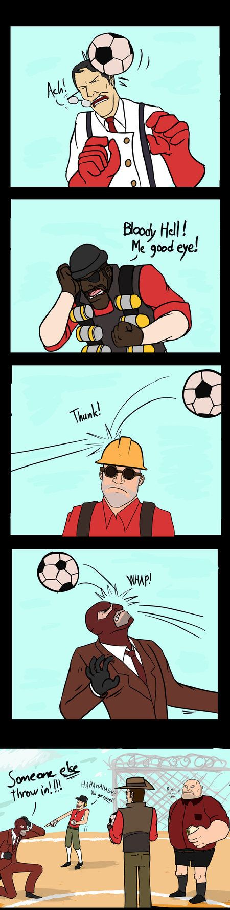 Team Football 2 by Pandadrake on DeviantArt