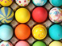 Barvíte vajíčka cibulí řepou či borůvkami