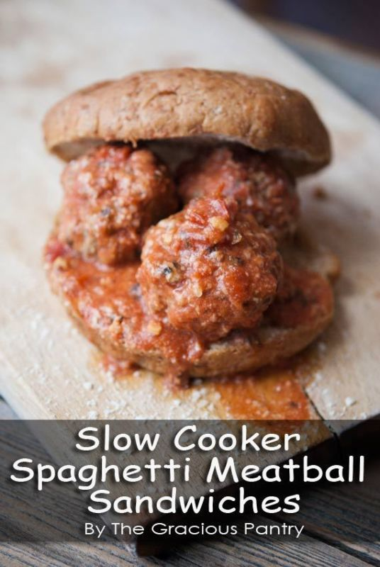 The 140 best clean eating ethnic food recipes images on pinterest slow cooker spaghetti meatball sandwiches ebay sponsored forumfinder Choice Image
