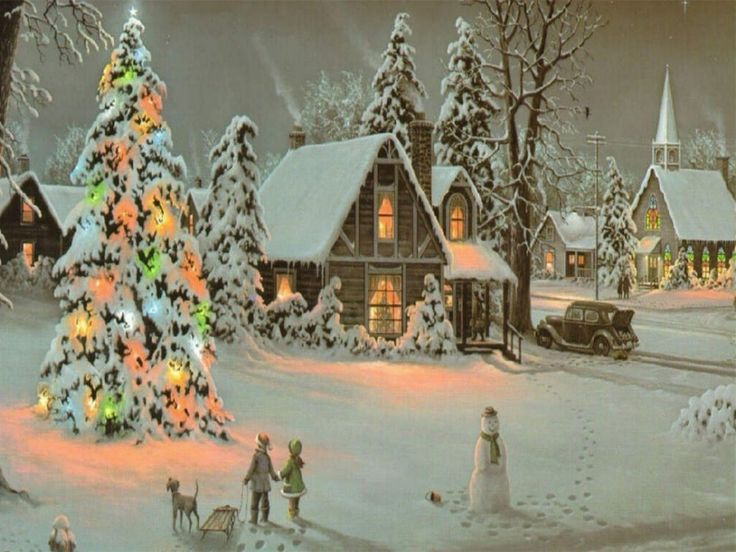 Top free Christmas live wallpapers for Android