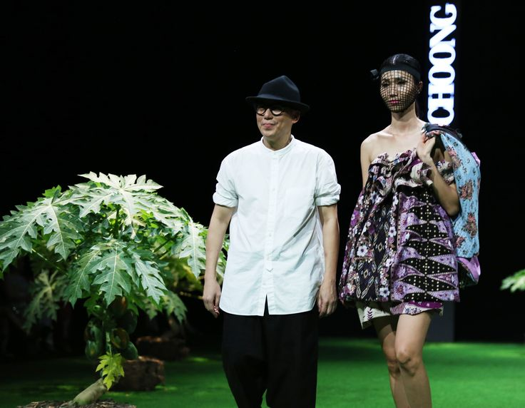Vietnam Fashion Week SS17 - Ready to wear.    Designer: Eric Choong  Photo: Cao Duy