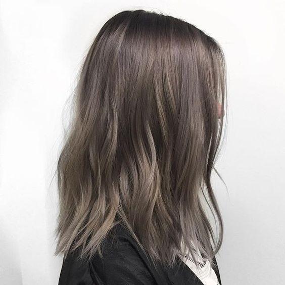 Best Ash Brown Hair Color Ideas On Pinterest Ash Brown Hair - Hair colour pinterest