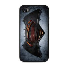 Batman Versus Superman DC Logo Iphone 4 / 4s Cases