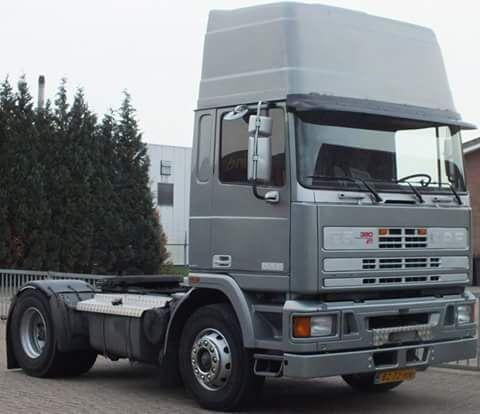 DAF FT 95.360 4x2 topsleeper trekker model vanaf 1987