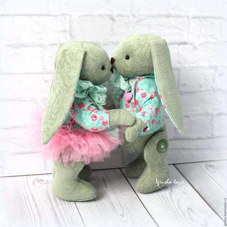 Купить Мятная Love story - мятный, мебельная ткань, подарок на годовщину, подарок на свадьбу