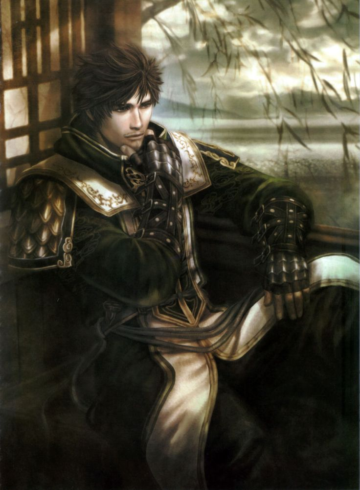 Xu Shu - The Koei Wiki - Dynasty Warriors, Samurai Warriors, Warriors Orochi, and more