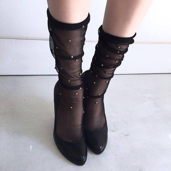 Tulle socks socks nylon tulle socks fishnets clothes
