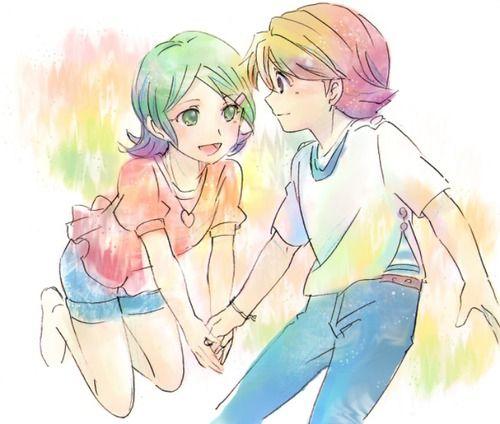 Image de couple, ship, and ichiaki