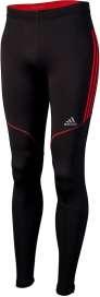 Adidas lange tight RSP DS zwart/rood heren bij Hardloopaanbiedingen.nl #Adidas #hardloopbroek #hardloopaanbiedingen