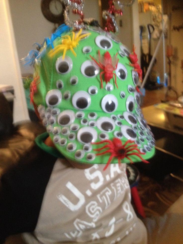 2014 wacky hat day!!!
