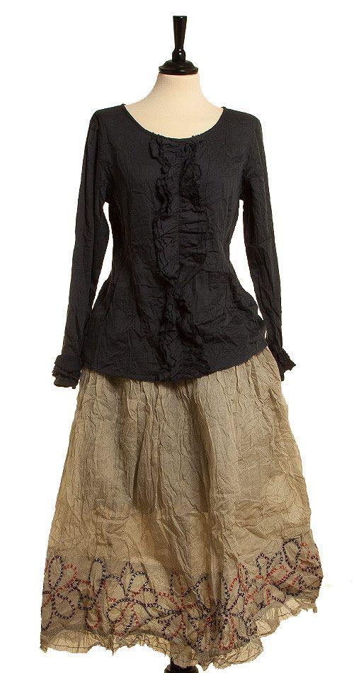 Craft Fair Womens Linen Tops