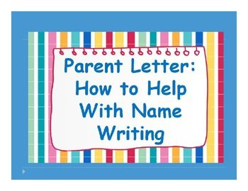 145 best images about Preschool Name Writing/Learning on Pinterest ...
