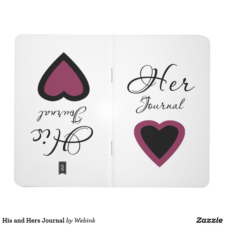 His and Hers Journal