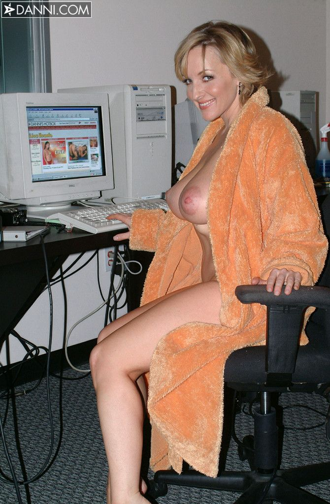 Danni Ashe Secretary 93