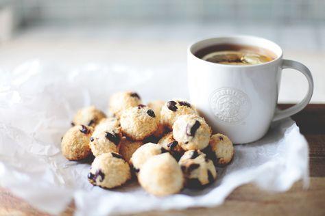 Кокосовое печенье без глютена!   Веганский рецепт
