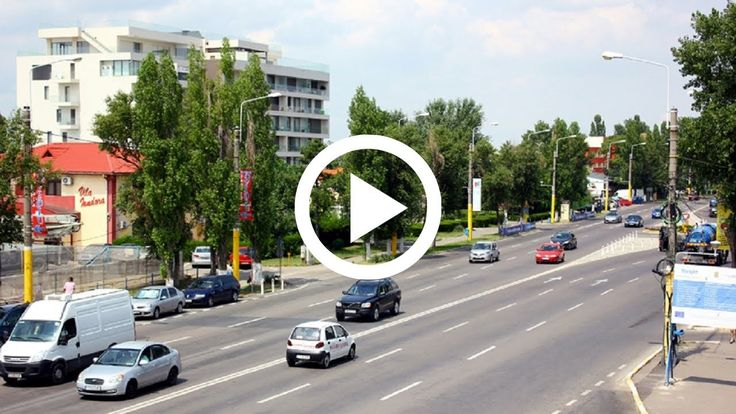 Mamaia România  Trafic