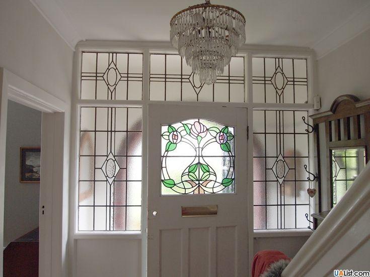 Дизайн оконного стекла, фото № 01