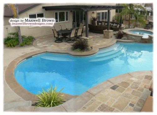 22 Best Pool Images On Pinterest Backyard Ideas Garden