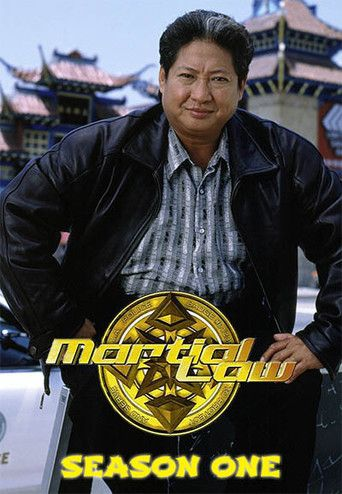 Martial Law (TV Series 1998–2000)