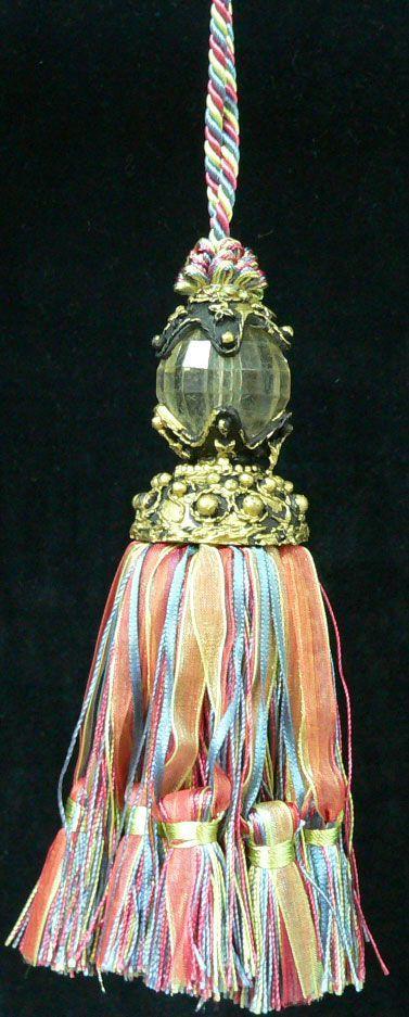 57 Best Decorative Tassels Images On Pinterest Tassels