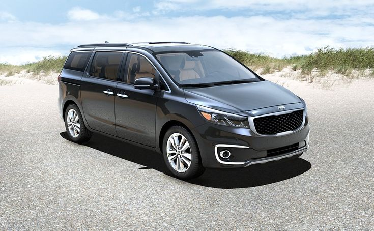 mini kia van kiamom minivan review sedona