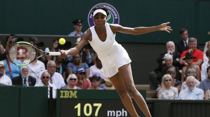 Venus Williams Reaches Wimbledon Final At Age 37