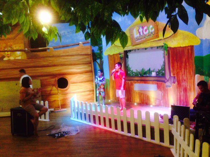 The Stage @ LTCC kids church