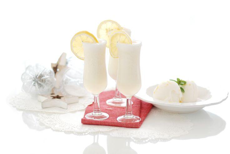 Sorbete de limón al cava con Thermomix®