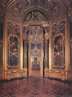 (1684 - 1700) Palazzo Asinari di San Marzano - Salle octagonale