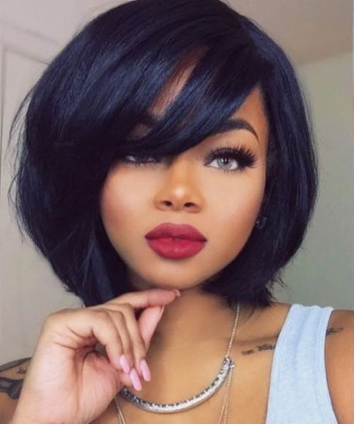 Most Beautiful Short Black Hairstyles 2016 - 2017 | Love Life Fun