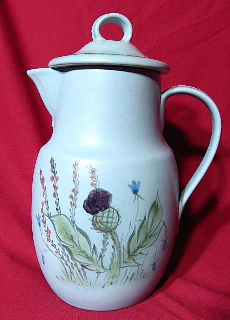 1000 Images About Buchan Pottery Thistle On Pinterest