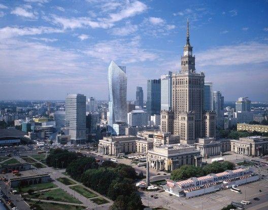 Warsaw Daniel Libeskind