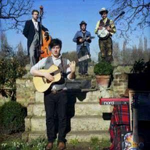 Mumford And Sons banjo picking part intro