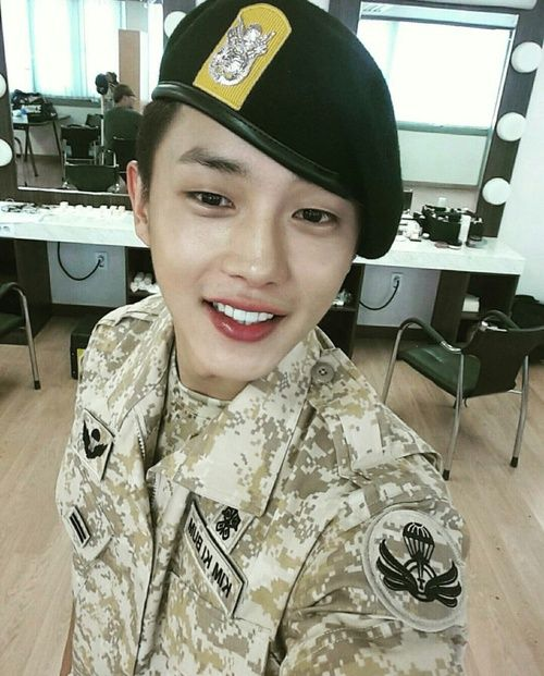Kim Kibum Descendants Of The Sun