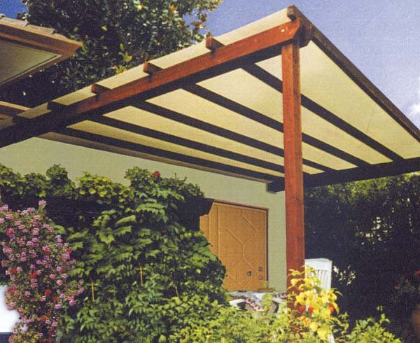 25 best toldos y jardin images on pinterest balconies for Pergolas metalicas para jardin