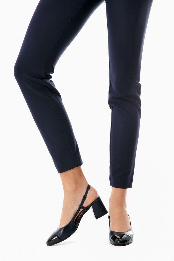 Baton Heels   French Sole   Heels
