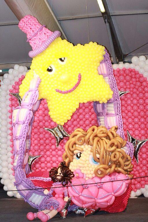 497 best pared de globos images on Pinterest | Balloon wall, Balloon ...