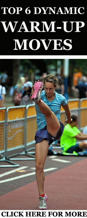 If you are a runner, or do any form of exercise, then you need to start your workout with the right warm-up. Here the best 6 Quick Dynamic Warm-Up Exercises  http://www.runnersblueprint.com/quick-dynamic-warm-up-exercises-runners/ #Runners #Warm-up #Exercise
