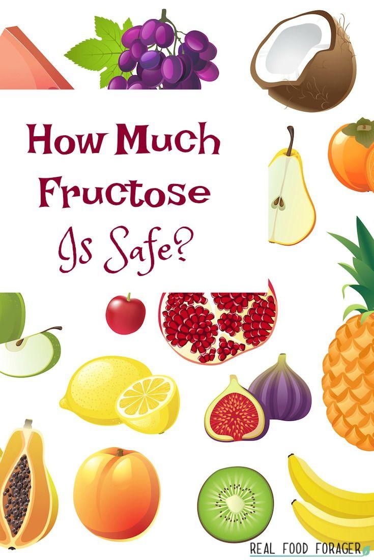 How Much Fructose Is Safe? #fructose #fructosesafety #sugar #glucose #uricacid #fruitsugar #honey