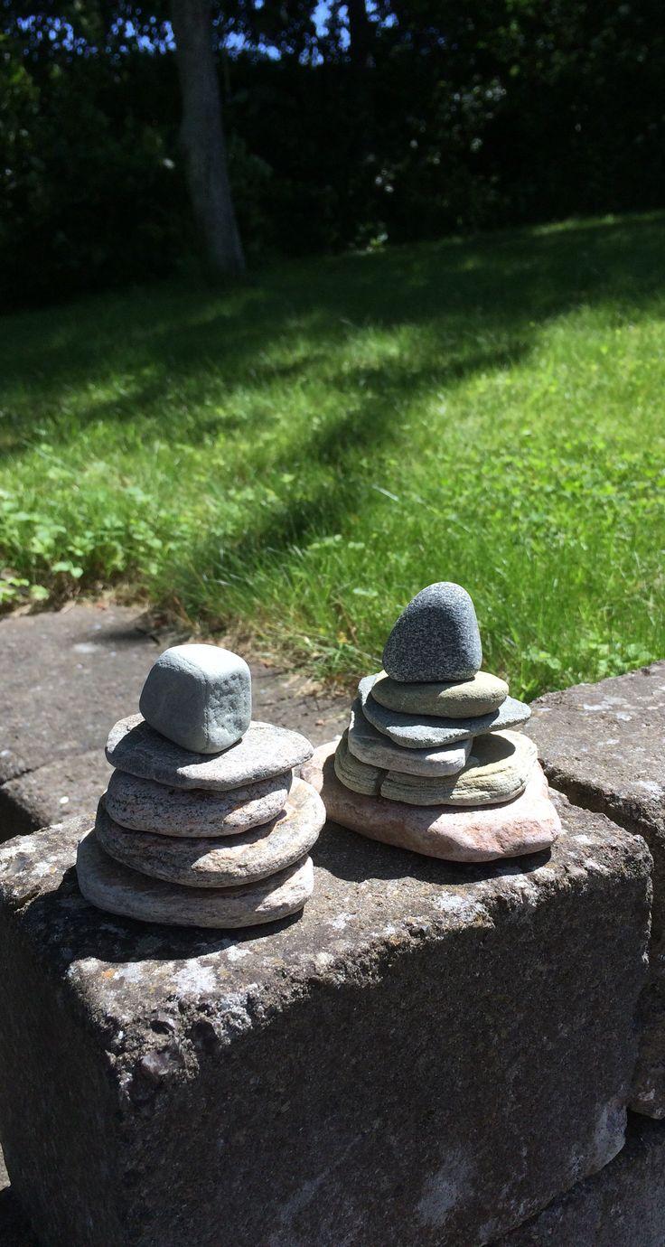 Simple art in my garden! Hanne Jo