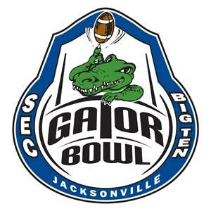 graphic for the Gator Bowl