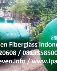 BioSeven Septic Tank, Biotech, Bergaransi Anti Kuras - www.septictankblower.com