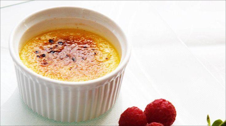 Creme brulee - Denne gode desserten trenger du verken dyre råvarer eller mye kunnskap for å kunne lage, og den smaker fantastisk!