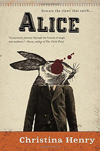 Alice- A fire at a hospital gives a woman a chance to escape, tumbling out of the hole that imprisoned her, leaving her free to uncover the truth about what happened to her.  Only something else has escaped with her. Something dark. Something powerful.  To find the truth, she will have to track this beast to the very heart of the Old City, where the rabbit waits for his Alice