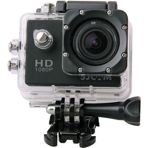 [AMERICANAS] Câmera Compacta SJCAM SJ4000 12MP Wi-Fi por R$ 485,00 no boleto