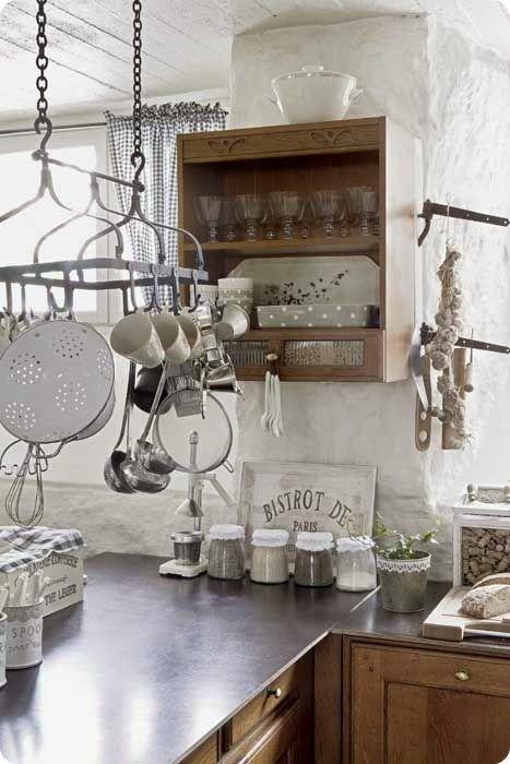 48 best Shabby Chic Küche images on Pinterest | Wohnideen, Rund ums ...