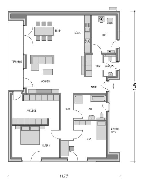 72 best images about Neues Haus on Pinterest House plans - badezimmer a plan
